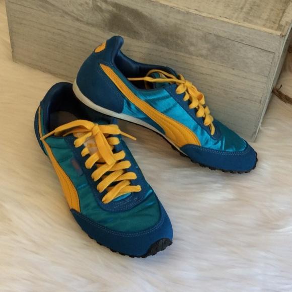 Puma Shoes - ⚜️VINTAGE Puma⚜️Women s 6.5 NWOT 1b4186279